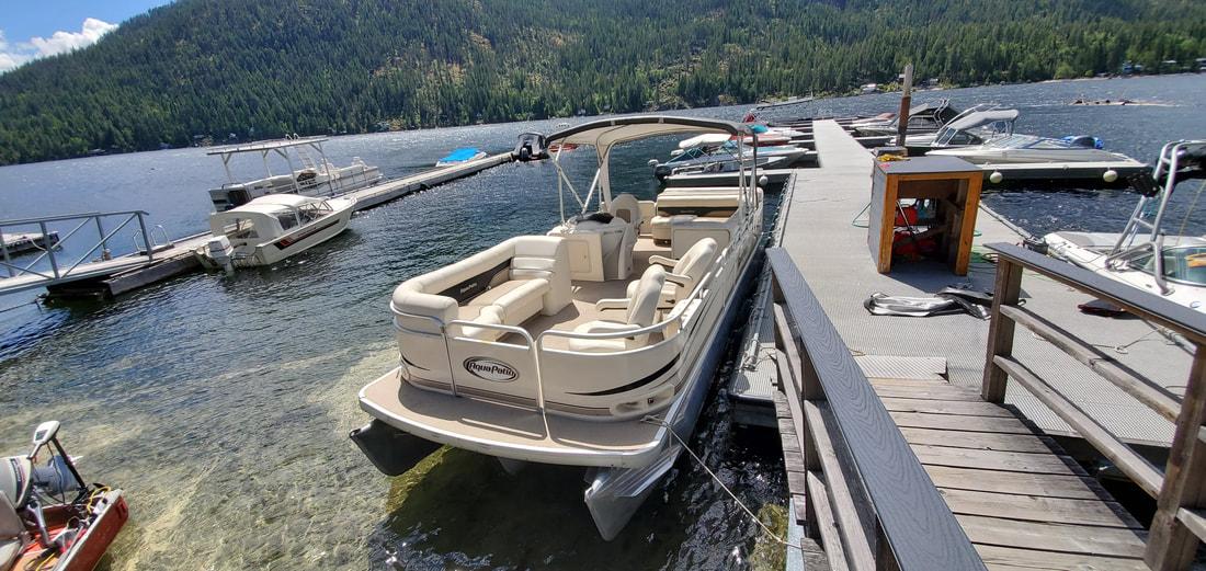 Chrisitina Lake Boat Rentals - Welcome to the Christina Lake